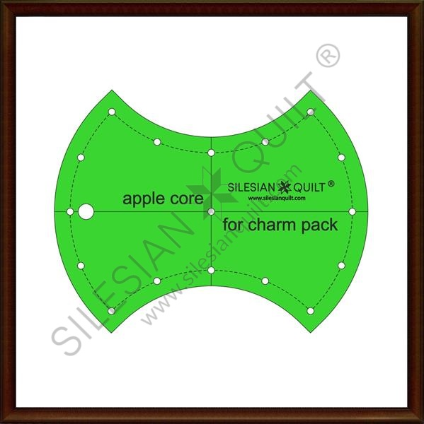 Apple Core for Charm Pack