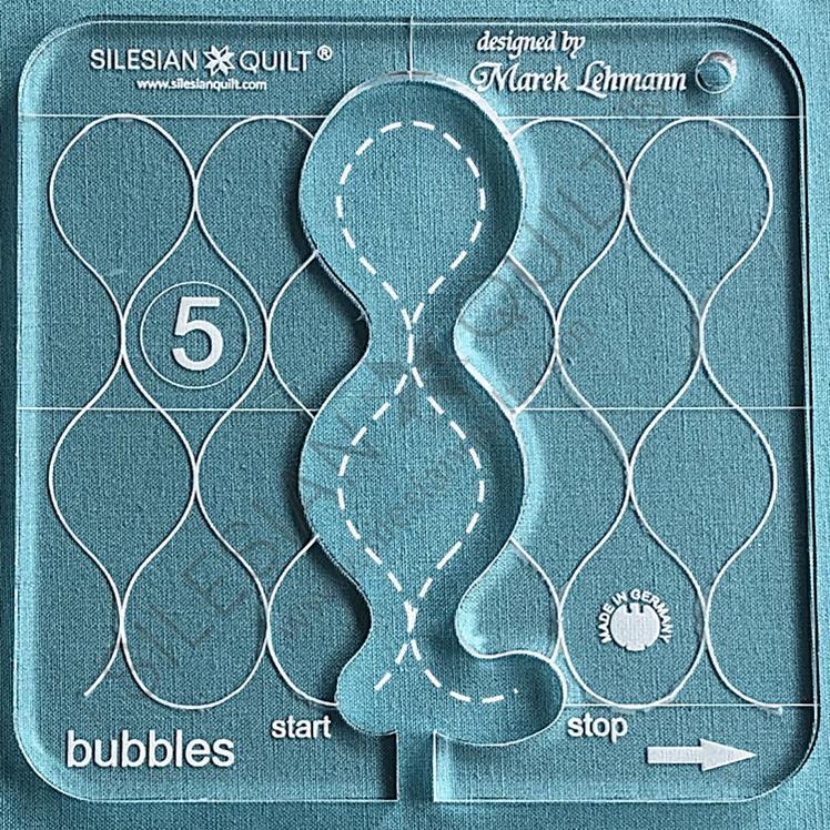 Bubbles border series 5